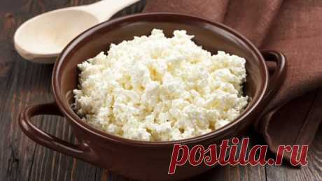 Четыре рецепта полезных блюд из творога. — Мегаздоров