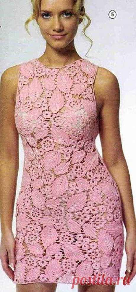 El vestido por el gancho el esquema