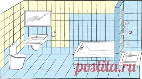 Гидроизоляция стен и пола ванной комнаты своими руками