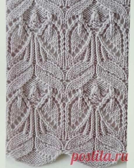 Рельефные узоры спицами. Образцы узоров для вязания на спицах | Домоводство для всей семьи.