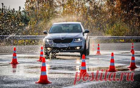 Бюджетные летние шины 195/65 R15 - тест 12 комплектов - сайт За рулем www.zr.ru