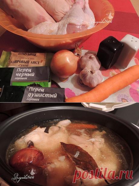 Как приготовить холодец в мультиварке, рецепт с фото