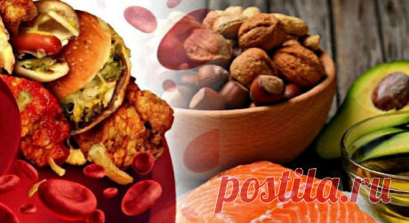 Продукты, которые помогают снизить уровень холестерина / Будьте здоровы