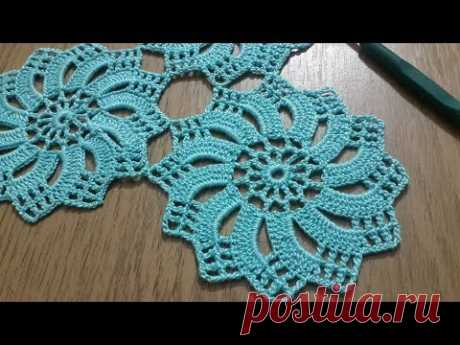 Çarkıfelek Modeli & Crochet