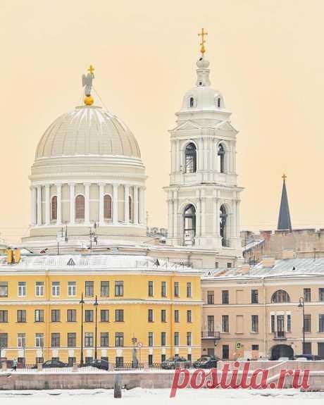 Доброго утра вам, друзья! Хорошего настроения   Церковь Святой Екатерины Фото: alexsandrkonovodov