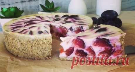 Пп тарт на сливках   Ника Спиринс   Яндекс Дзен