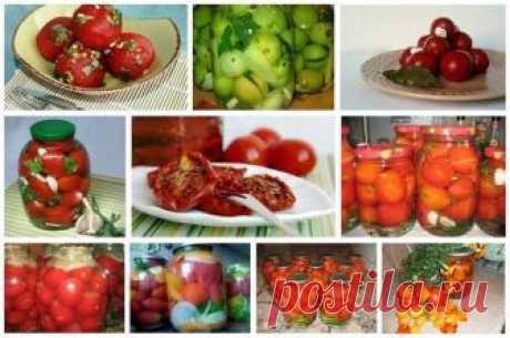 Las mejores recetas de cocina: ¡TOR - 10 Recetas vkusnenkih pomidorchikov!