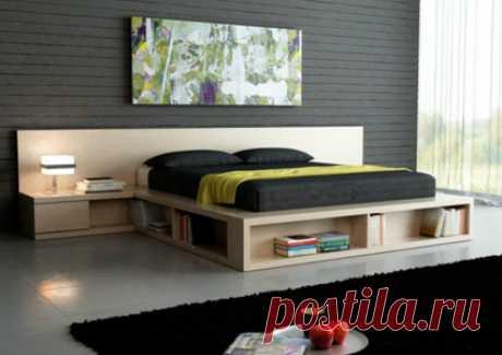 Практичные фото идеи по использованию свободного места в квартире... - Подружки - медиаплатформа МирТесен