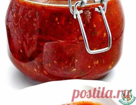 """Универсальный томатный соус """"Сацебели"""" – кулинарный рецепт"""