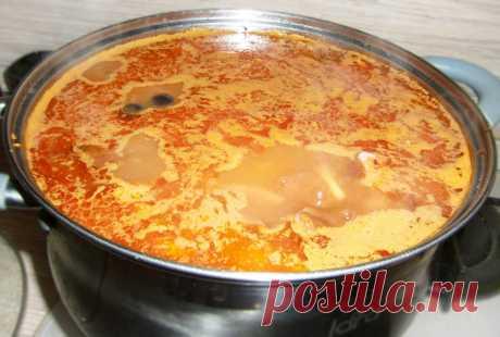 Сборная мясная солянка – вкусный суп по-наумовски - рецепт с фото пошагово