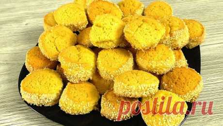 Нашла самый вкусный рецепт сахарного печенья, его уже пекут все мои соседи (весь секрет в простоте) | Рукоделочка | Яндекс Дзен