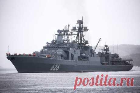 """Корабль Северного флота отправится в Алжир - Русское оружие - медиаплатформа МирТесен Большой противолодочный корабль Северного флота """"Вице-адмирал Кулаков"""" зайдет в город-порт Алжир. Сейчас он находится в Средиземном море.Как сообщила пресс-служба Северного флота, на вооружении которого и стоит """"Вице-адмирал Кулаков"""", Россию и Алжир связывает соглашение о стратегическом"""