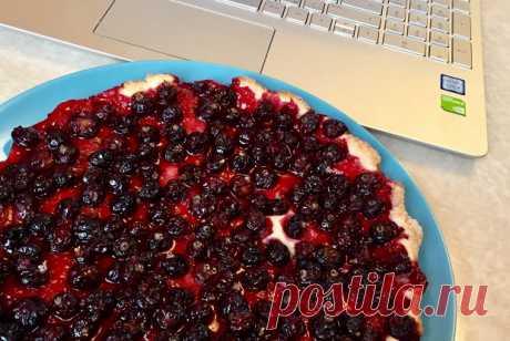 Пирог со смородиной из песочного теста рецепт – русская кухня: выпечка и десерты