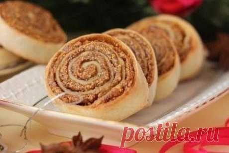 Печенье с инжиром — Sloosh – кулинарные рецепты