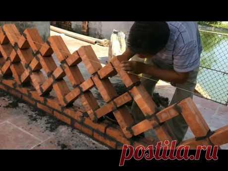 Я строитель 45 лет. но я никогда не видел такой техники раньше- гениальные работники .▶️6 - YouTube