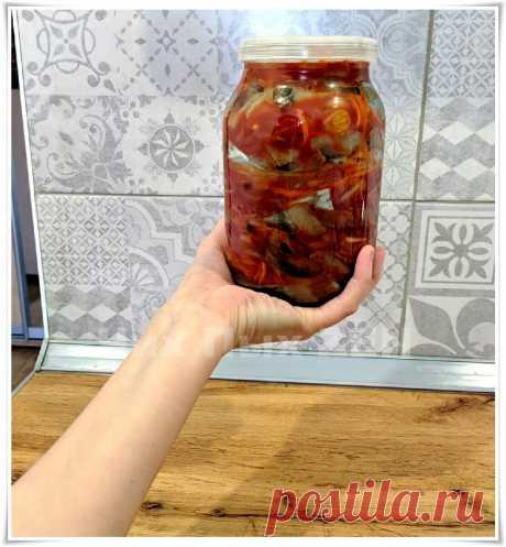 Приготовили пикантную селёдку по-корейски — рецептом поделилась знакомая кореянка с рынка | Чих Пых | Яндекс Дзен