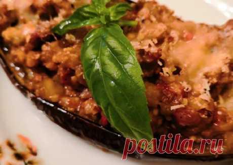 (8) Фаршированные баклажаны - пошаговый рецепт с фото. Автор рецепта Елена Клева . - Cookpad