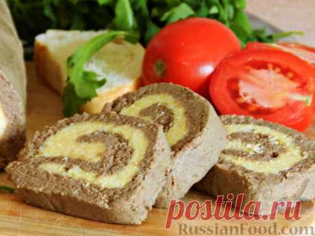 Печеночный паштет - 30 рецептов приготовления