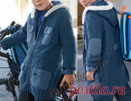 Пальто и шапка (д) 769 Creations 2013/2014 Bergere de France №3651