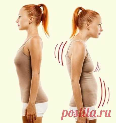 10 золотых правил для спины