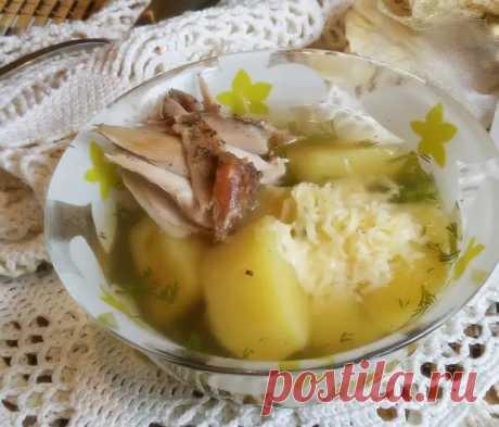 Картофельная похлебка с запеченным кроликом - ФотоРецепт - медиаплатформа МирТесен
