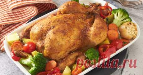 Рассольная курица — Кулинарная книга - рецепты с фото