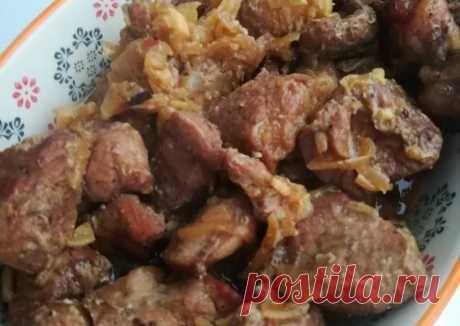 (5) Мясо для любимого мужа - пошаговый рецепт с фото. Автор рецепта Елена Мартынова . - Cookpad