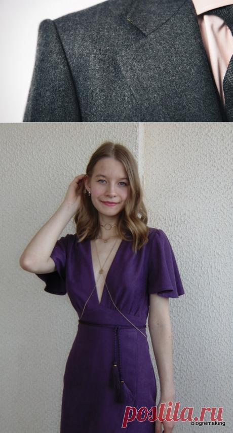 Технология втачивания рукава в пройму | Blogremaking блог о шитье