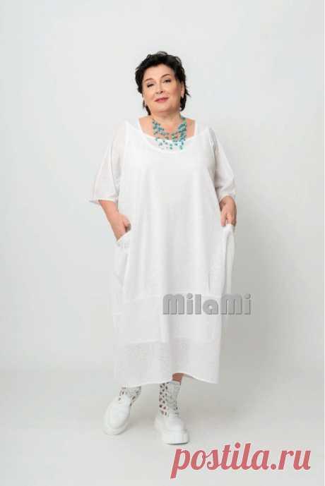10 стильных и удобных платьев для женщин 60 размера в жаркий сезон