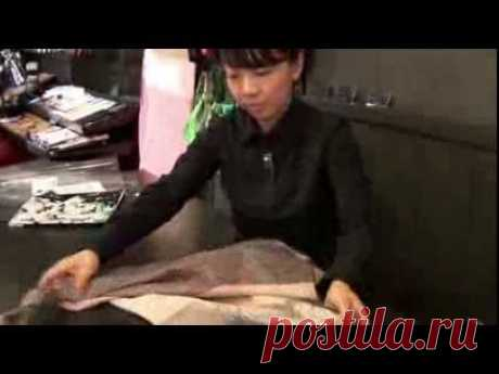 Furoshiki - Японские сумки фуросики - Как сделать самому