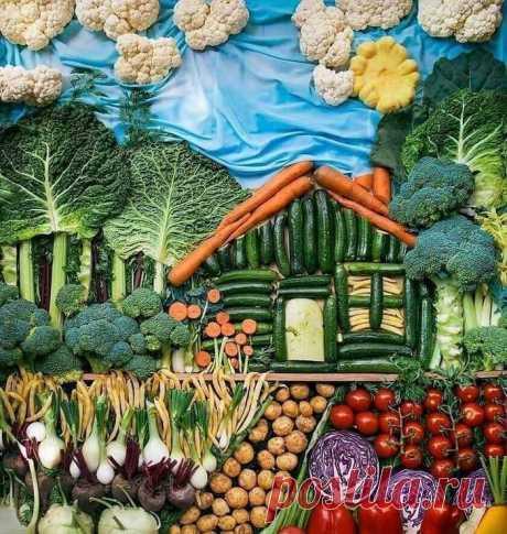 Осенний натюрморт — Дом и Сад