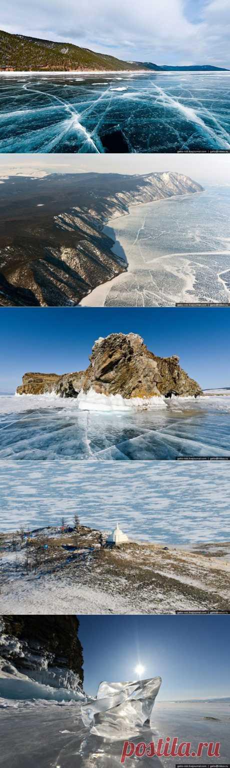 >> Байкал с высоты | ФОТО НОВОСТИ