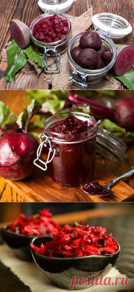 Квашеная свёкла: 5 рецептов