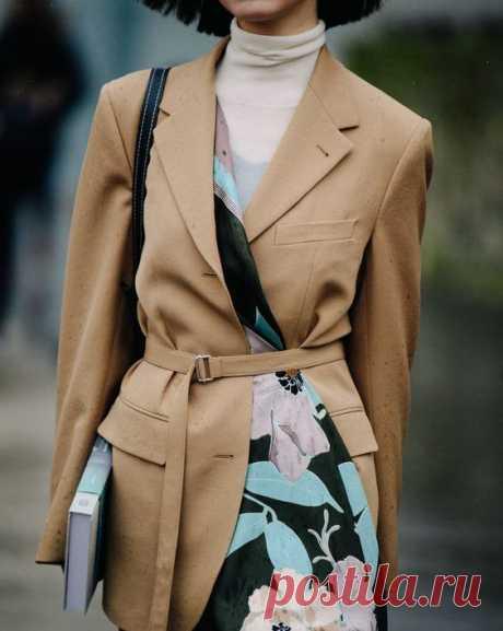 Носим платок стильно — Красота и мода