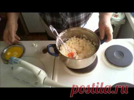 Домашний сыр без молока от деда Толи