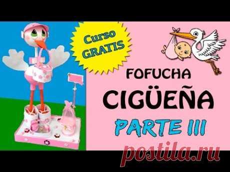 FOFUCHA Cigüeña * CURSO gratuito PARTE III