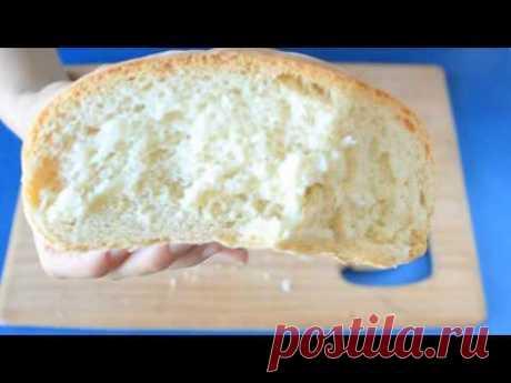 Хлеб Домашний. Простой Рецепт Вкусного Хлебушка