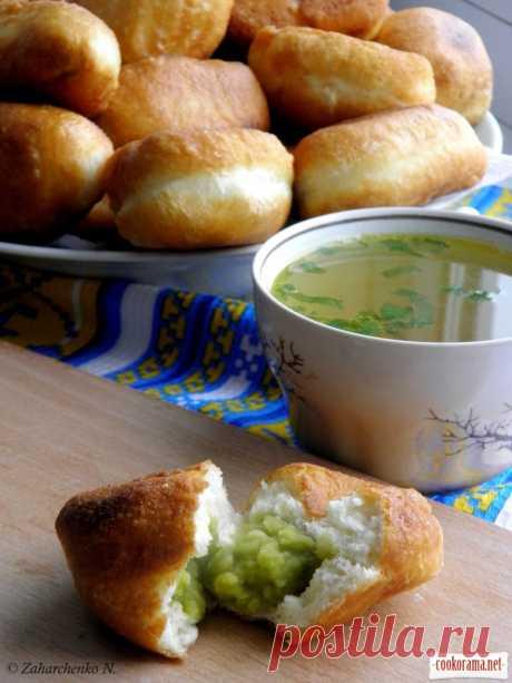 To soul smachn_ smazhen_ pir_zhka \/ Pir_zhka \/ Kukorama — smachn_ the recipe!