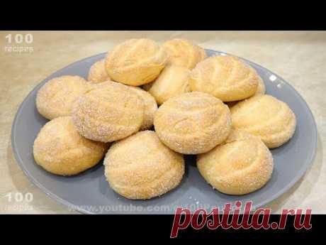 Печенье на Кефире - Просто и Вкусно !