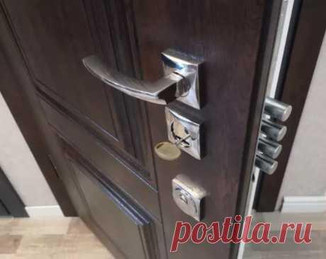 Проблемы при выборе входной двери   Роскошь и уют