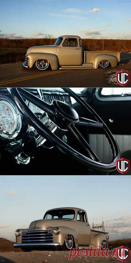 1951 Chevrolet Pickup | Тюнинг ателье