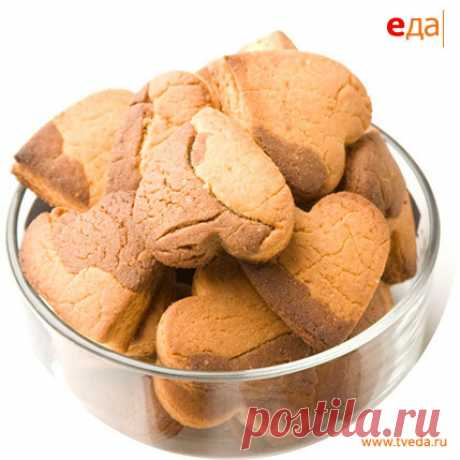 Вкусный рецепт печенья «влюбленная парочка» с фото для приготовления дома