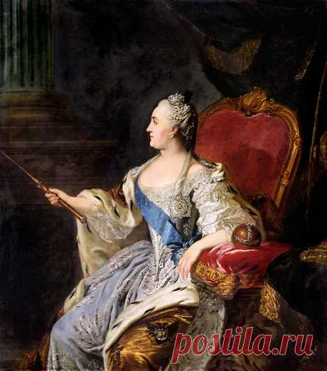 Екатерина Великая: 15 удивительных фактов из жизни императрицы - Империя