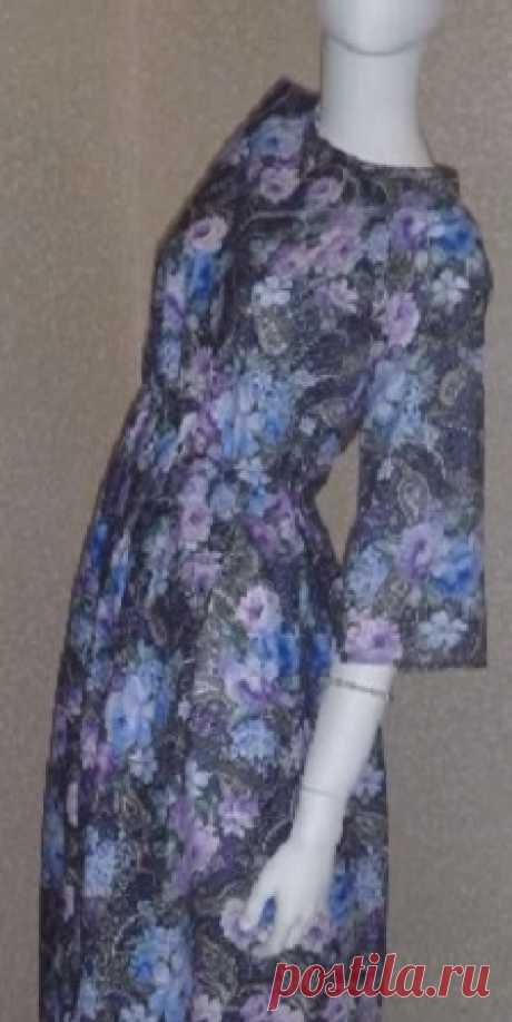 Экспресс шитьё:создаём платья без выкройки
