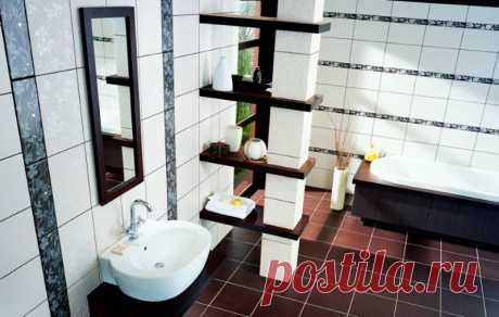 Укладка плитки на пол в ванной своими руками: инструкция для новичков