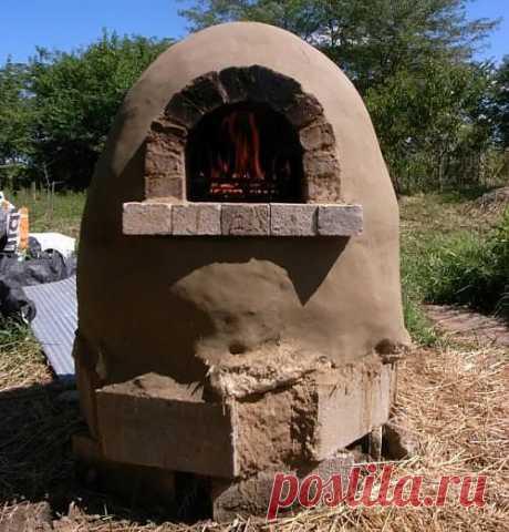 ¿Cómo hacer el horno por las manos? El horno de los materiales a mano