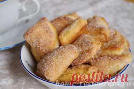 Творожное печенье: идеальный рецепт найден! - Домашний Ресторан Обычно выпечка у меня получается с первого раза, без «тестовой версии», но с творожным печеньем все