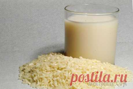 5 причин использовать рисовую воду для своего здоровья