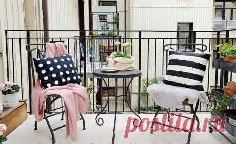 69 интересных идей для отделки балкона и лоджии Покажем идеи для балкона и лоджии в квартире, чтобы вы смогли легко повторить их у себя дома.