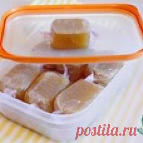 Куриные кубики домашнего приготовления Кулинарный рецепт